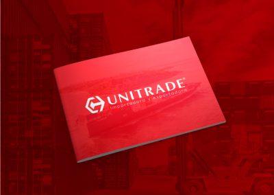 Unitrade diseño gráfico