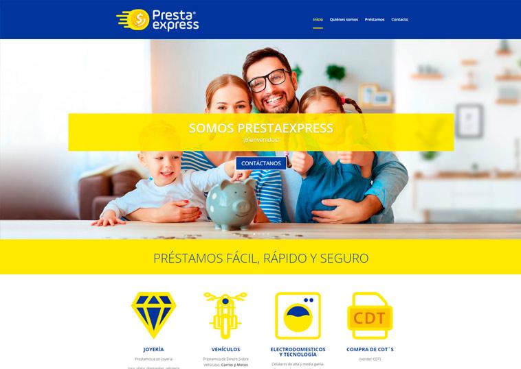 Web Presta Express