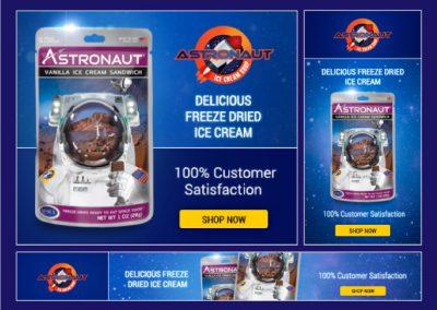 Astronaut Campaña para Google Adwords