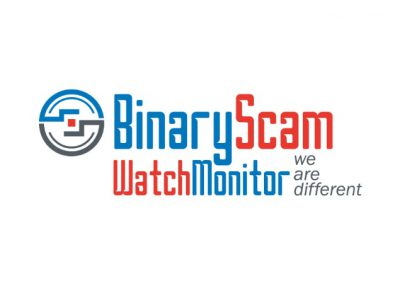 Binary Scam Logo