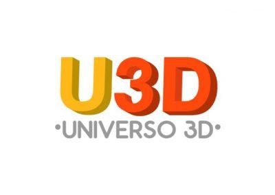 U3D logo