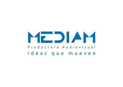 Mediam Logo