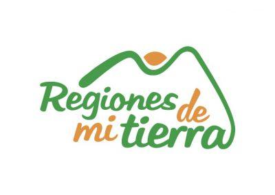 Regiones de mi Tierra