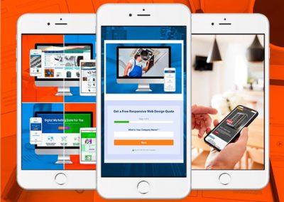 Diseño de sitios Web adaptables a celulares
