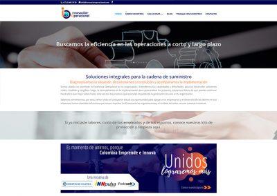 Web Innovación Operacional