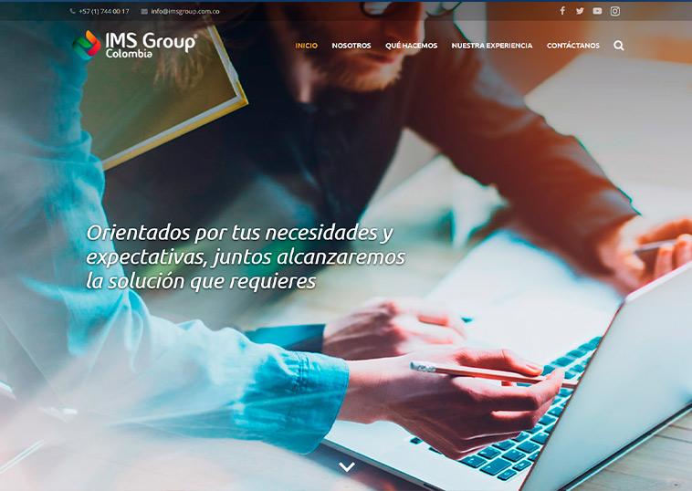 ims-group-diseño-web