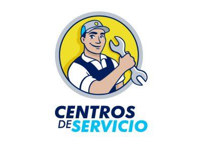 Centros de Servicios Logo