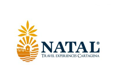 Natal Travel Experiences Cartagena Logotipo