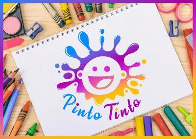 Pinto Tinto Logo