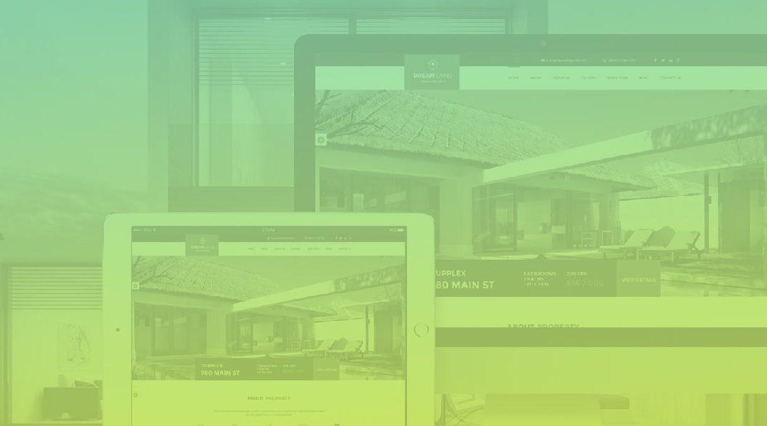 real-estate- agencies - website -design-