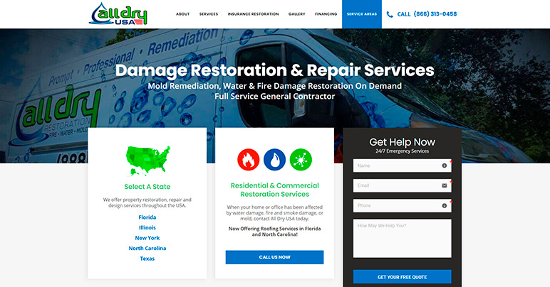 sitio-web-all-dry-usa