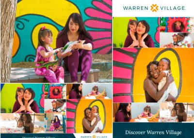 Warren Village Campaña de Google Adwords Y Redes Sociales