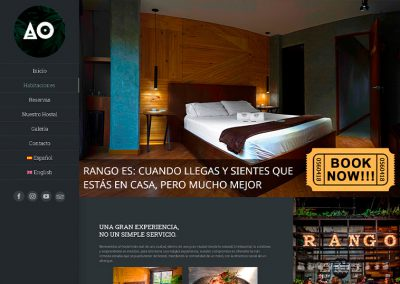 Web Hotel Rango